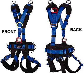 Rescue Harness Selection